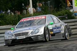 Gary Paffett, AMG-Mercedes C-Klasse