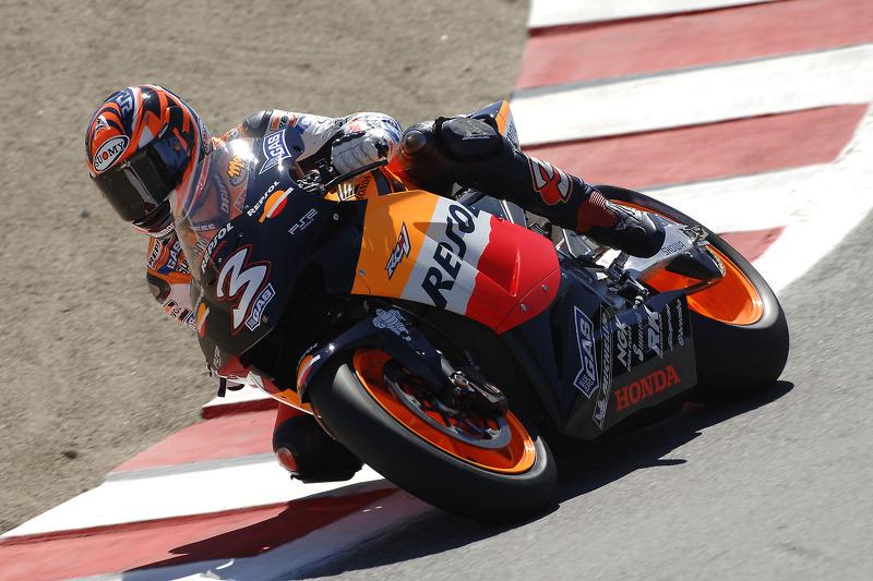 2005. Max Biaggi - Gran Premio di Spagna - 7º