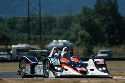 #37 Intersport Racing Lola B05/40 AER: Clint Field, Gregor Fisken