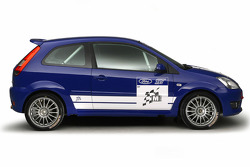 Launch of the Ford Fiesta ST Group N rally in Jyvaskyla