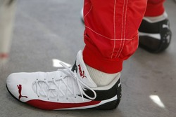 Shoes of Michael Schumacher