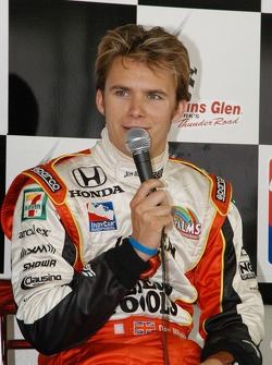 Interview with Dan Wheldon