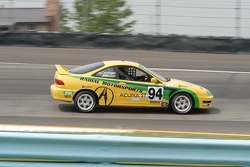 #94 Radial Motorsports Acura Integra R: Paul Moorcones, Jay Poscente