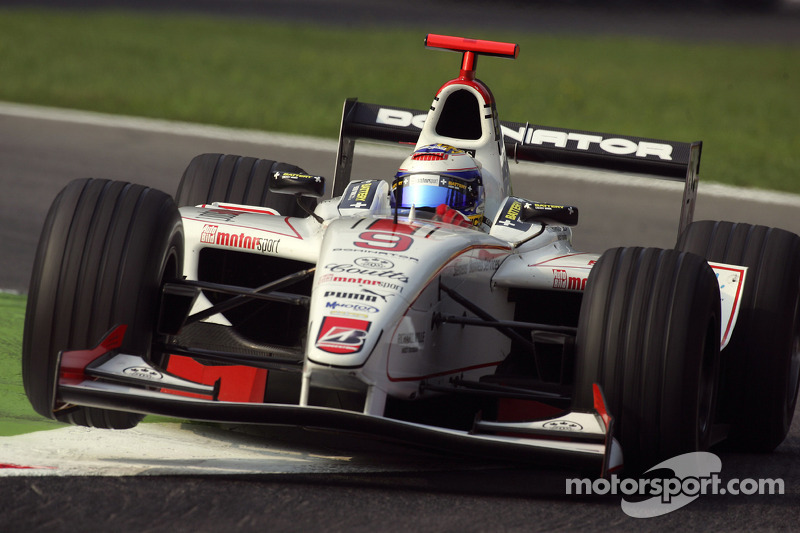2005: GP2-Serie bei ART Grand Prix