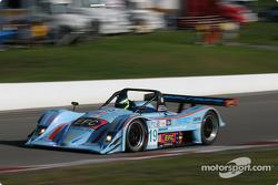 #19 Van der Steur Racing Inc Lola B2K/40 AER: Erik van der Steur, Gunnar van der Steur, Ben Devlin