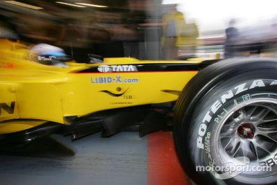 Silverstone pruebas septiembre