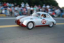 1957 Porsche 356 coupe