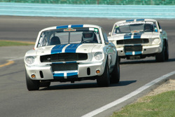 Shelby GT350 chase