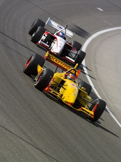 Timo Glock and Ronnie Bremer