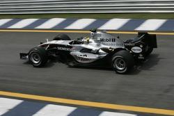 Juan Pablo Montoya, McLaren MP4-20