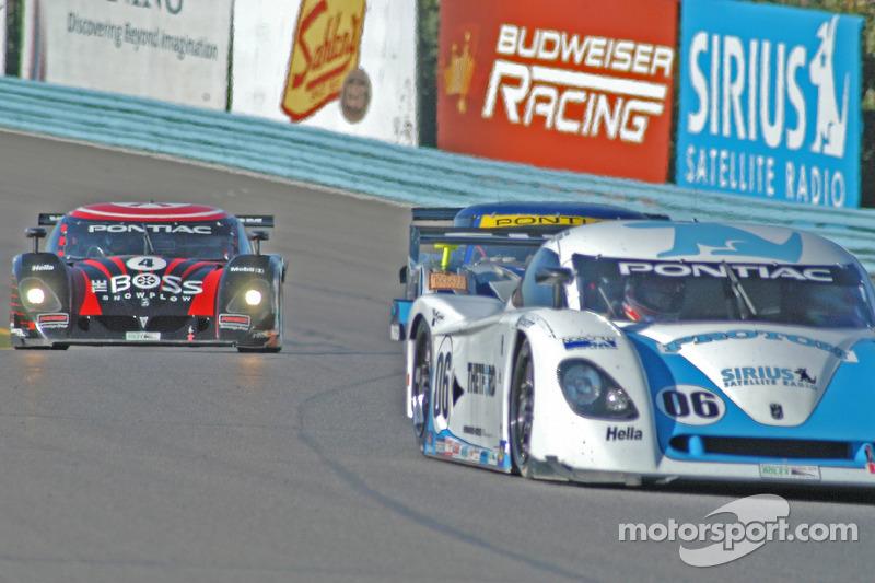 #06 Howard - Boss Motorsports Pontiac Crawford: Chris Dyson, Harrison Brix, Rob Dyson, #4 Howard - B