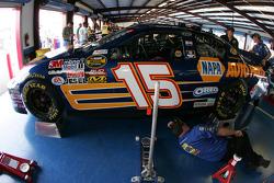 NAPA Chevy still in the garage