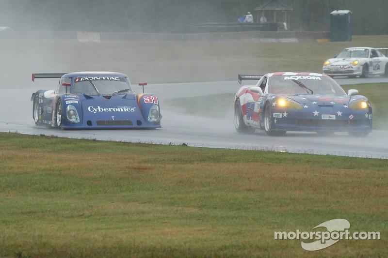 Margraf Racing Pontiac Riley : Skip Cummins, Tony Ave; Stevenson Motorsports Corvette : Tommy Riggins, Vic Rice