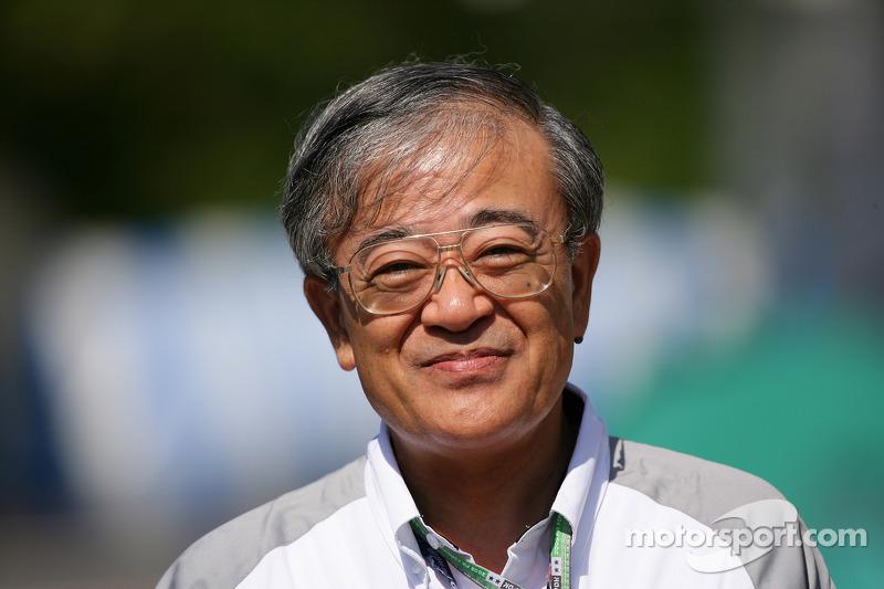 Toyota Motor Corporation Tetsuo Hattori