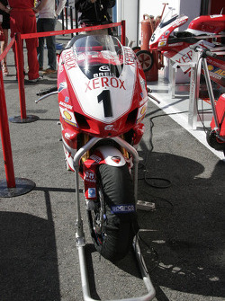Ducati 999 F 05 Twin Seater