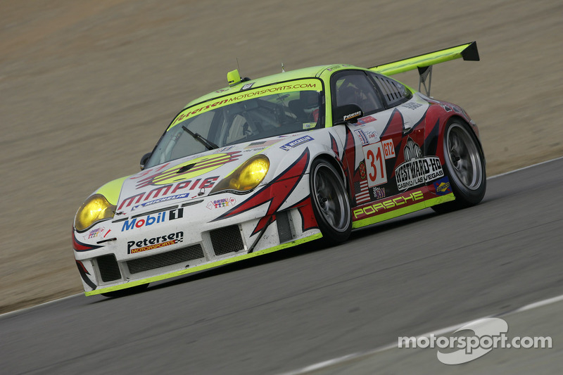 Petersen Motorsports/White Lightning Racing Porsche 911 GT3 RSR : Michael Petersen, Patrick Long, Jo