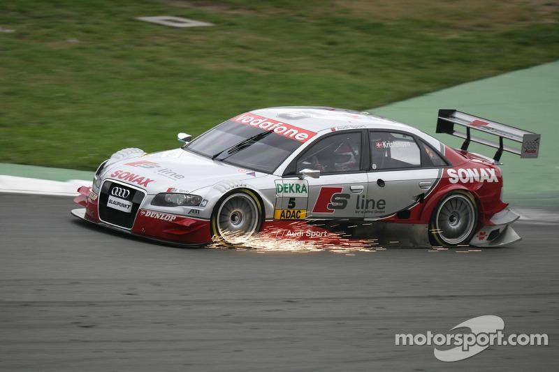 DTM, Hockenheim 2005: Tom Kristensen, Abt, Audi A4
