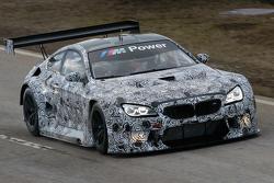 O novo BMW M6 GT3