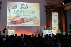 The 24 Hours of Le Mans poster is revealed