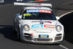 #68 Porsche 997 GT3 Kupası: Angus Chapel, Mark Whyman, Xavier West