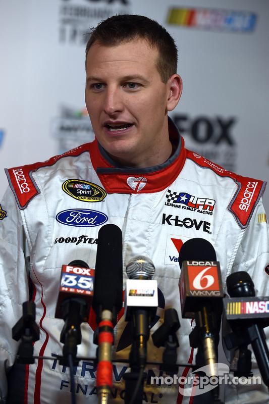 Michael McDowell, Leavine Family Racing