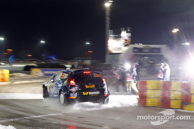 Pontus Tidemand and Emil Axelsson, Ford Fiesta R6