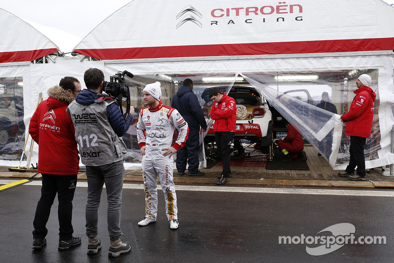 Медс Остберг, Citroen Total Abu Dhabi World Rally Team