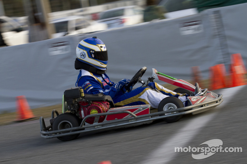 #3 Maine Indoor Karting: Ryan Dyer