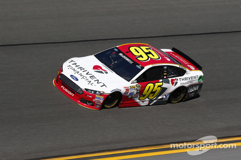 Michael McDowell, Leavine Family Racing, Ford