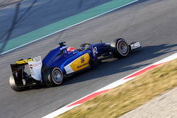 Феліпе Наср, Sauber C34