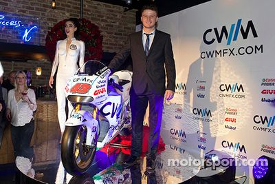 LCR本田车队发布2015赛季MotoGP赛车