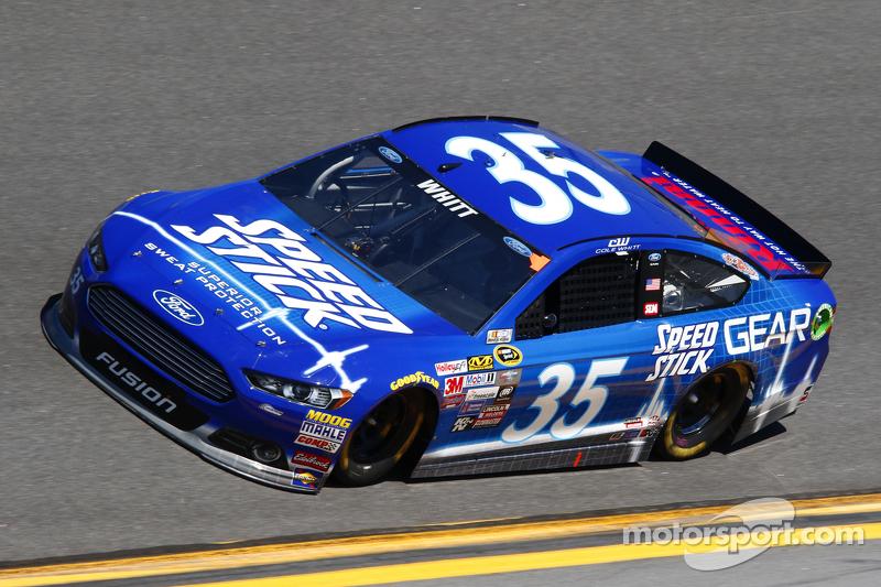 Коул Вітт, Frontrow Motorsports Ford