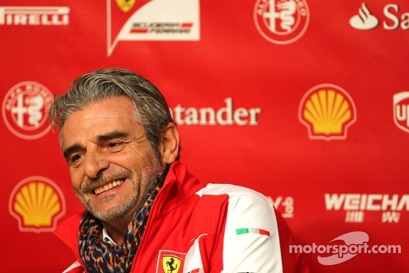Maurizio Arrivabene, Scuderia Ferrari, Takım Patronu
