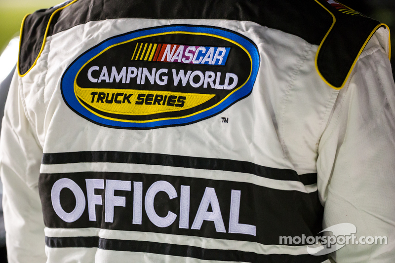NASCAR Camping World Truck Series Official