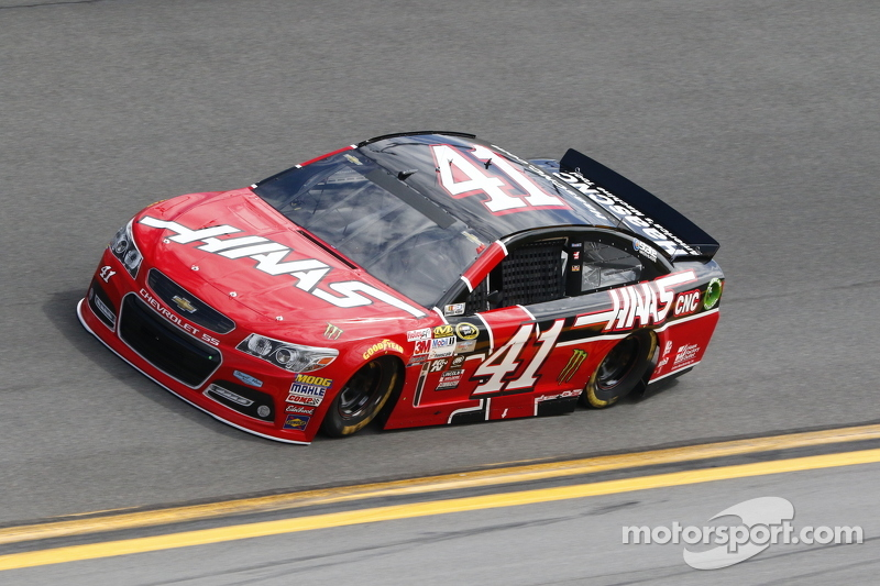 Regan Smith, Stewart-Haas Racing Chevrolet