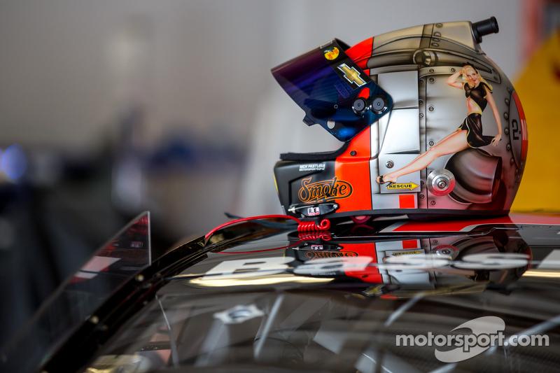 Casco de Tony Stewart, Stewart-Haas Chevrolet