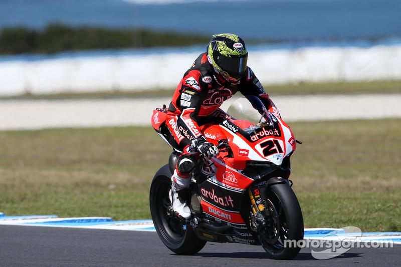Troy Bayliss, Ducati Corse