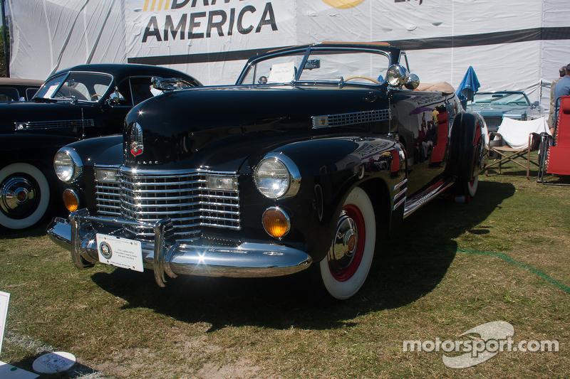 1941 凯迪拉克 6267 D Convertible Coupe