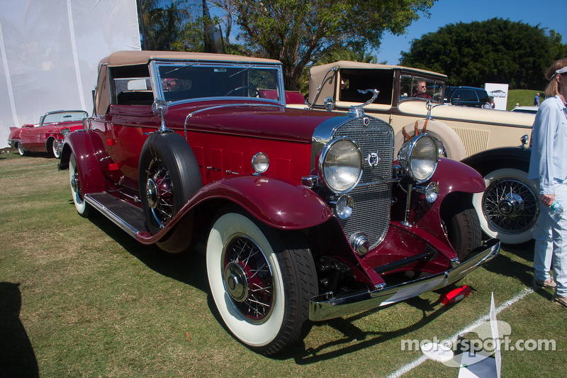 1931 Cadillac 370A Cabriolet Coupe