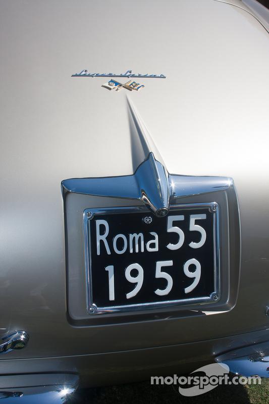 1955 Alfa Romeo Ghia Aigle 1900CSS