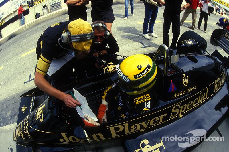 Le record à Senna et à Schumacher