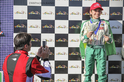 Nelson Piquet Jr. y Enzo Fittipaldi