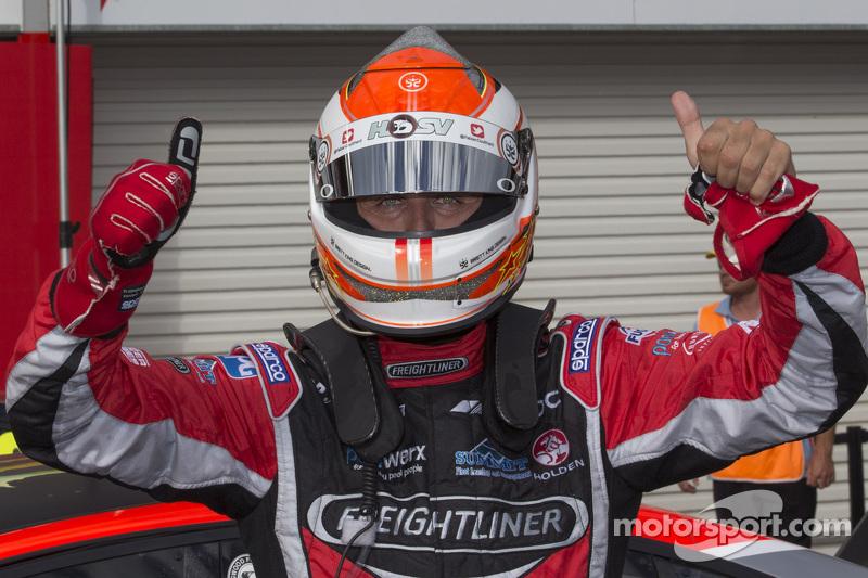 1. Fabian Coulthard, Brad Jones Racing, Holden