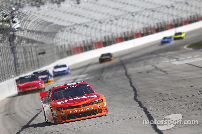Kyle Larson, HScott Motorsports, Chevrolet