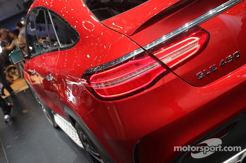 Mercedes CLE 450 AMG GT Coupé