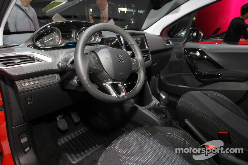 Peugeot 208, Facelift