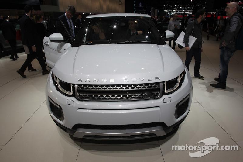 Land Rover, Range Rover Evoque