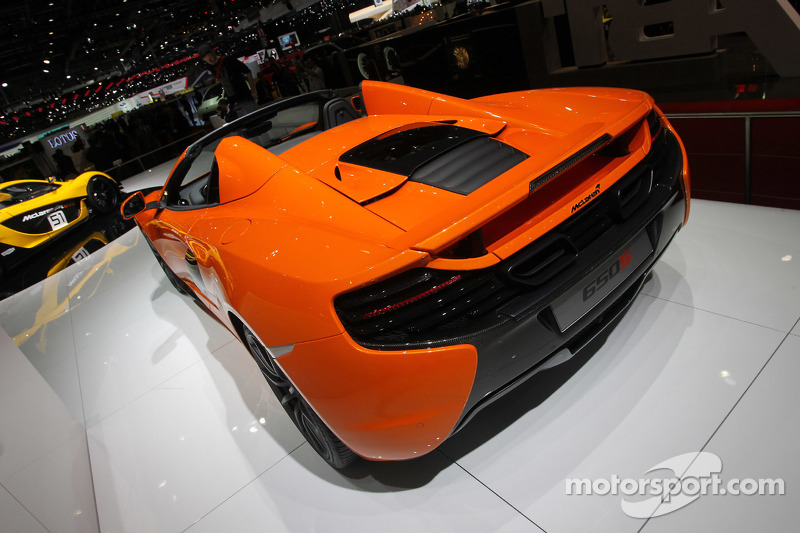 McLaren 6505 Le Mans