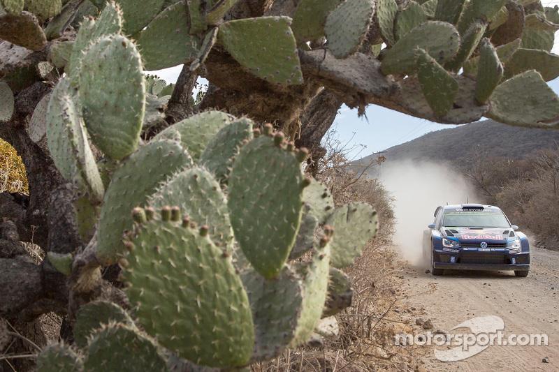#26: Rallye Mexiko 2015