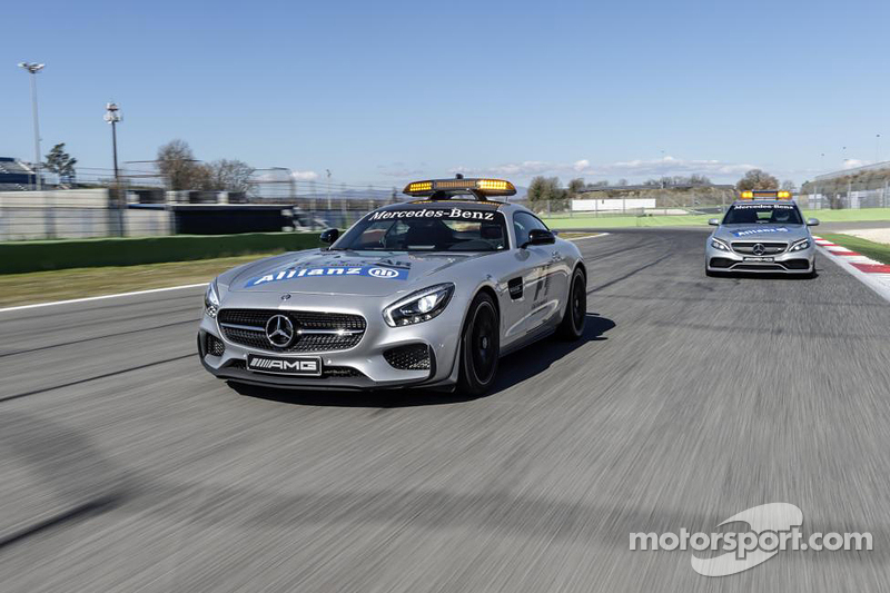 Mercedes-AMG GT S Safety-Car